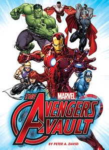 Marvel The Avengers Vault