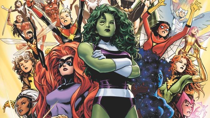 Avenger Assemble: Marvel Announces All-Female Avengers, A-Force
