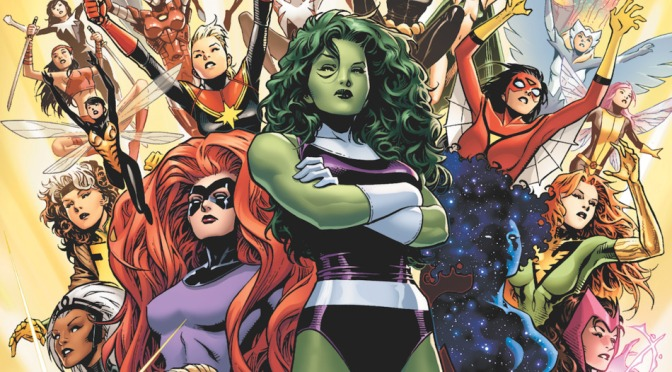 Avenger Assemble: Marvel Announces All-Female Avengers, A-Force