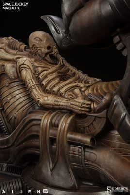 alien space jockey sideshow collectibles 5