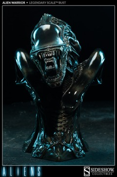 alien space jockey sideshow collectibles alien 3