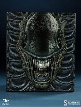 alien space jockey sideshow collectibles alien book 1