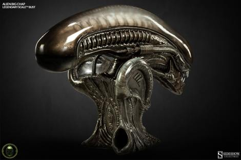 alien space jockey sideshow collectibles alien warrior 4