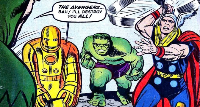 Marvel: The Avengers Vault – A Literary Intro for Marvel's A-Team