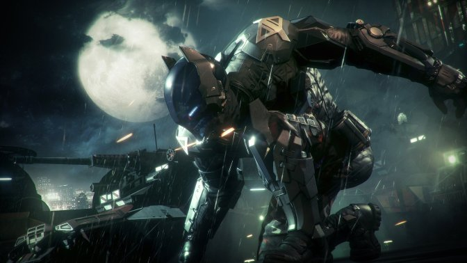 Batman: Arkham Knight – Newest Trailer Is A Fight Over Gotham