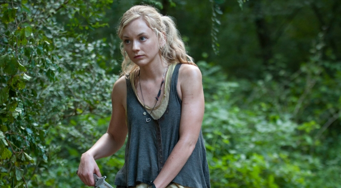 The Walking Dead's Emily Kinney Set to Join Cast of The Flash
