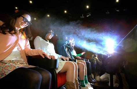 4dx technology preview in japan