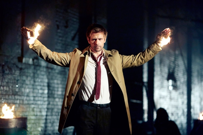 Future of NBC's Constantine In Question; Possible Move to Syfy?