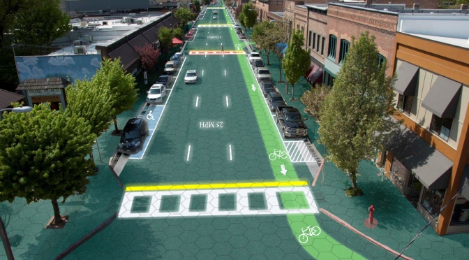 In Both US and Netherlands, Solar Roadways Could Pave The Way For Sustainability
