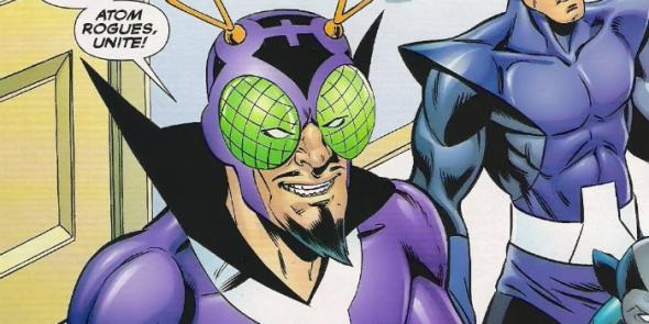 The Bug Eyed Bandit