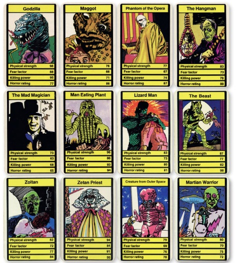 homemade horror horror characters 0