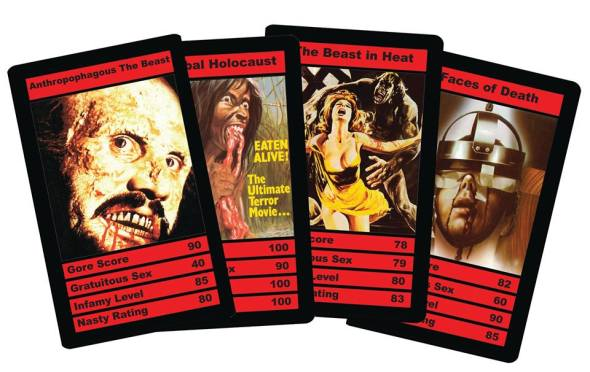 homemade horror lurid trumps