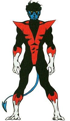 Nightcrawler X Men
