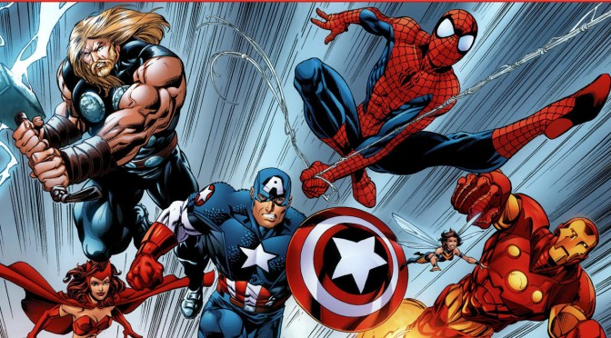 Spider-Man Officially Joins The Marvel Cinematic Universe, First Solo Film in 2017!