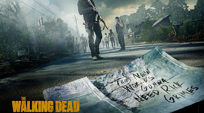 The Walking Dead Just Keep Walking: The Return Of Season 5