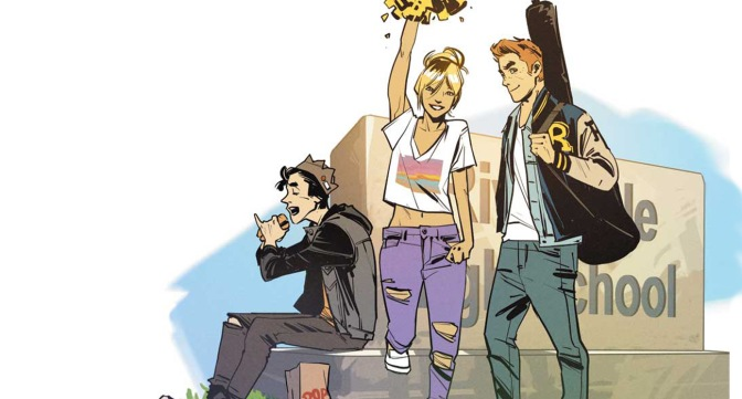 Archie Relaunches with Cavalcade of Variant Covers