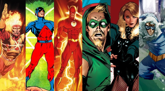 The Brave And The Bold? CW Eyes Third DC Based Show