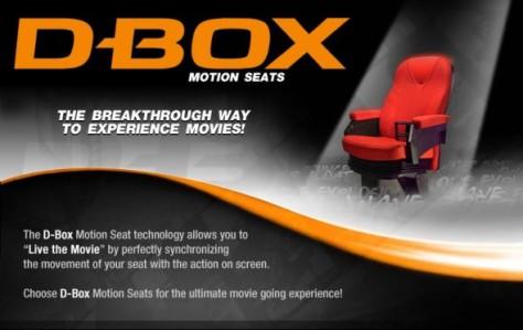 cinema gimmicks d box 2