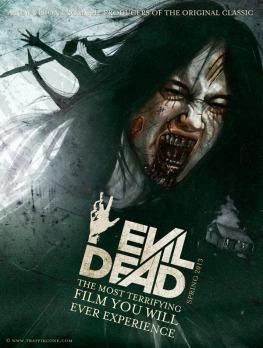 evil dead art evil dead bootleg 1