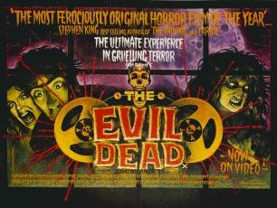 evil dead promo art lead in