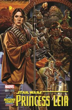 Cover by Mark Brooks