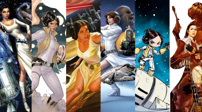 Star Wars: Princess Leia Comic Shows Rebel Princess Some Love