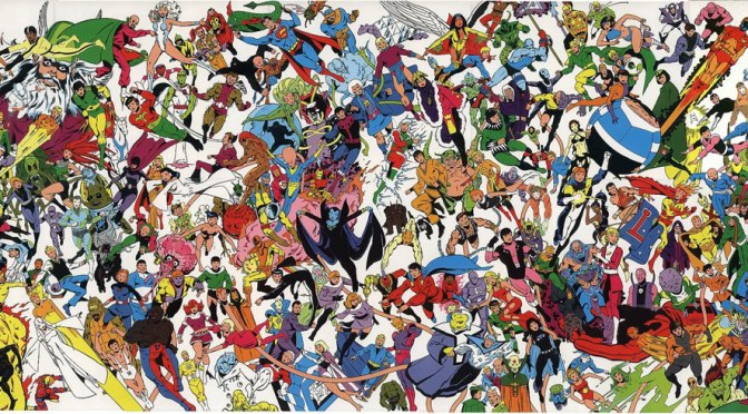Legion of Super-Heroes: New DC Movie Could Be On WB's Agenda