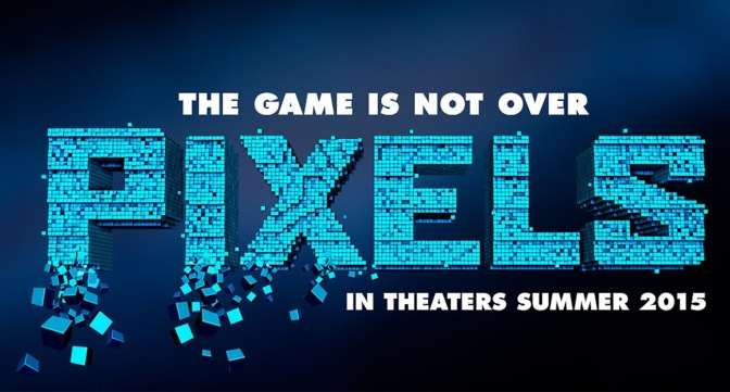 Pixels Trailer Uses Video Game Nostalgia To Draw Us In, Then Craps on Childhood Immediately