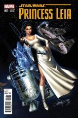 Cover Art: J. Scott Campbell