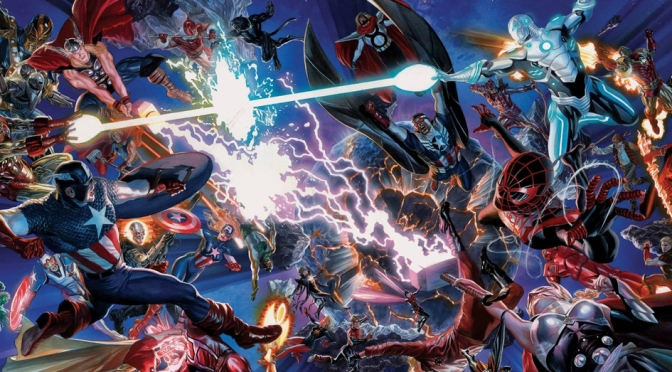 Secret Wars: What You Need To Know About Marvel's Universe-Altering Event