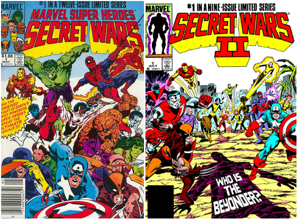 Secret Wars I-II