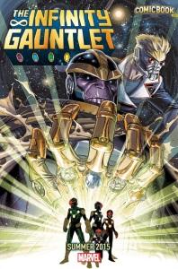 Secret Wars Infinity Gauntlet