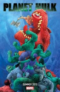 Secret Wars Planet Hulk