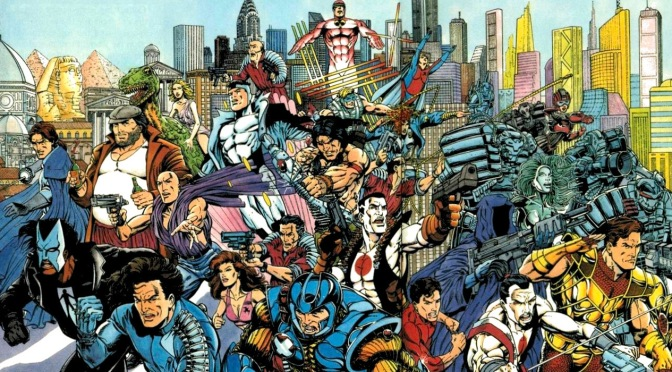 Valiant Entertainment Is Creating Their Own Cinematic Universe