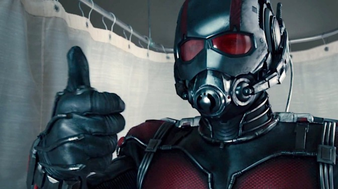 Ant-Man Trailer Goes Big On Microscopic Action