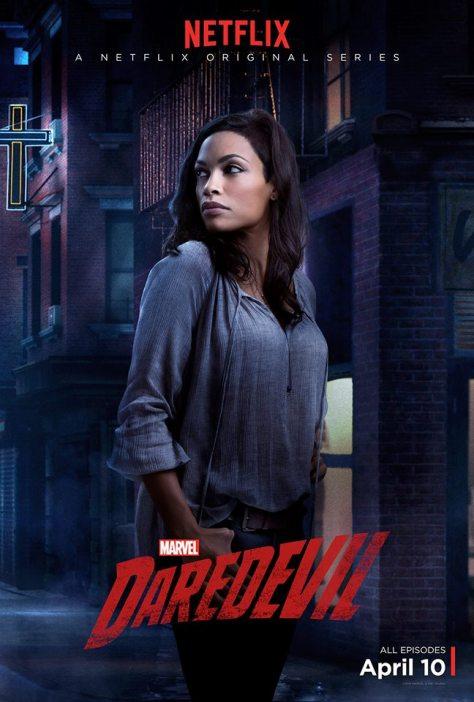 Daredevil - Rosario Dawson