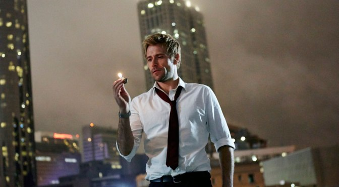 NBC's Constantine Remains In Season 2 Limbo