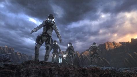 Fantastic Four - Origin