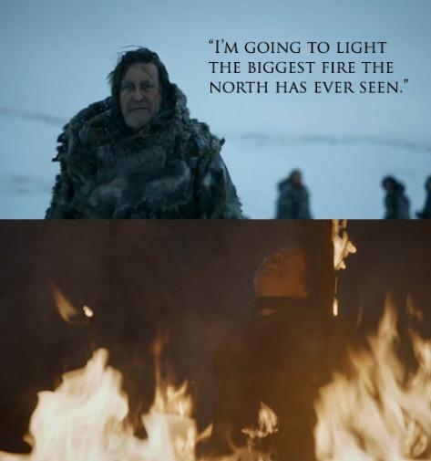 Mance Fire/pyre