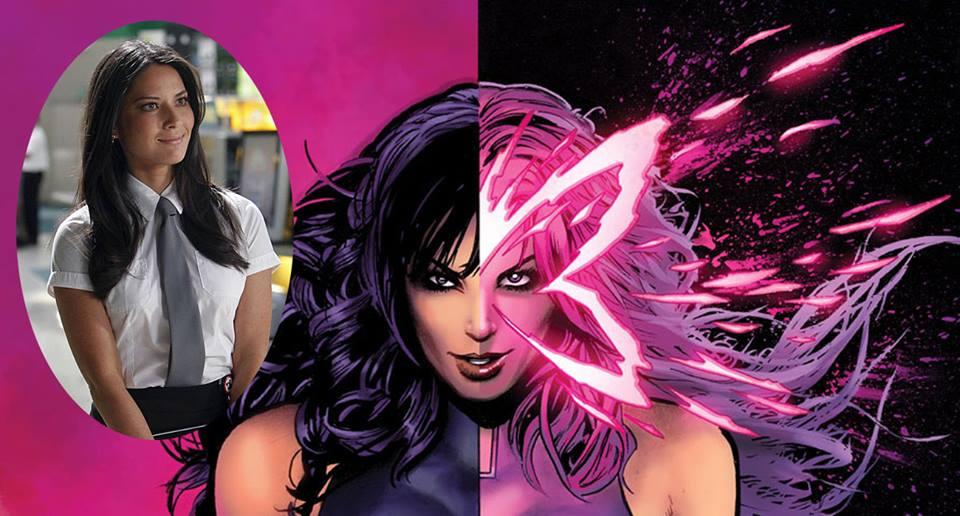 Olivia Munn Cast As Psylocke In X Men Apocalypse