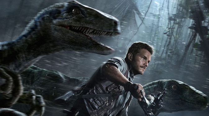 New Jurassic World Trailor Reveals The Terror of The Indominus Rex