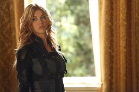 Adrianne Palicki as 'Bobbi Morse' aka Mockingbird