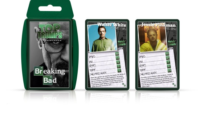 TableTop Bonanza: A Guide To Some Of Top Trumps Odder Cards And Spinoffs