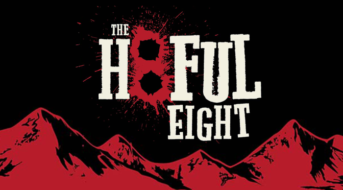 First Photos of The Hateful Eight Reveal Snow-Trapped Cast