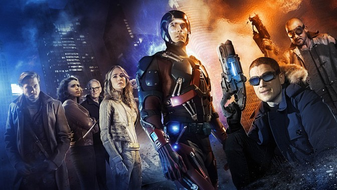 Legends of Tomorrow Trailer and Behind the Scenes!!!!