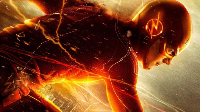 Grant Gustin Says Stop Pitting the Flash Against the Flash