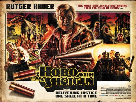 grizzly cheesy action movie p1 hobo with a shotgun
