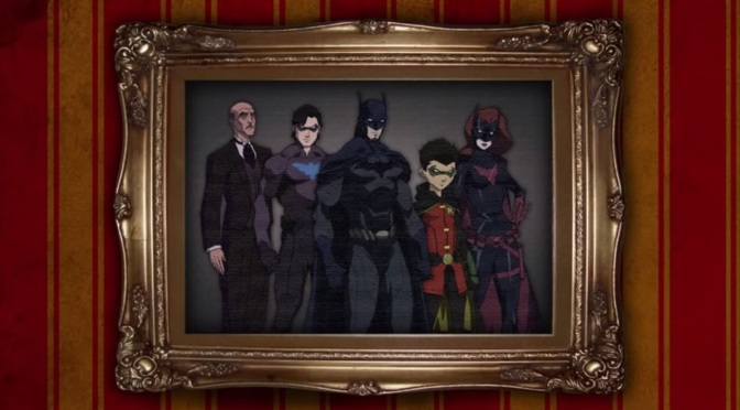 Batman: Bad Blood Sneak Peak From DC Animation