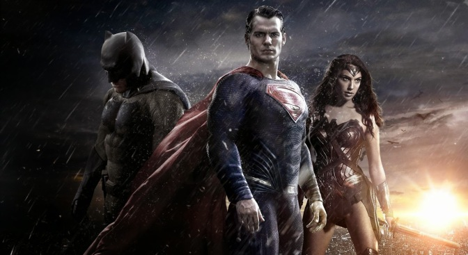 Batman v Superman: Dawn Of Justice Comic-Con Trailer Hits