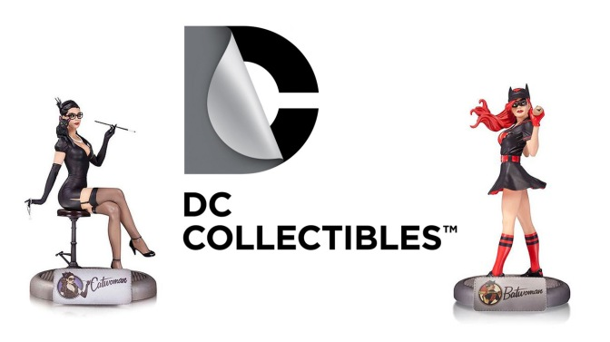 DC Collectibles Has Some Great Bat-Statues Coming Out